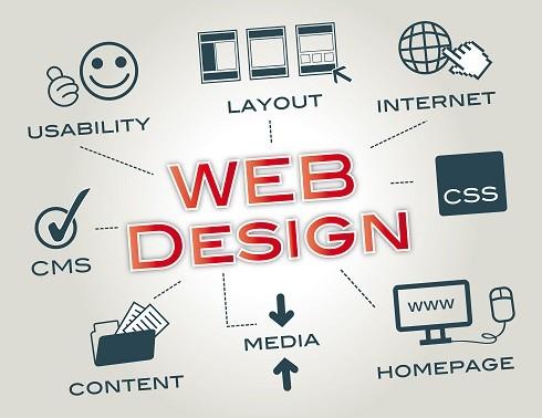 مصمم مواقع